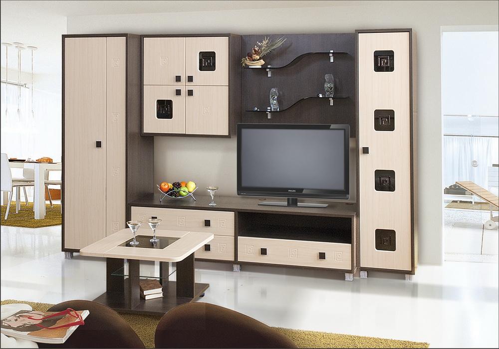 Комплект мебели для гостиной модель №1