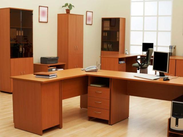 Комплект офисной мебели бук
