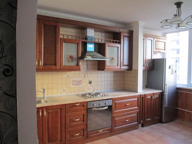 Кухонный гарнитур массив дерева
